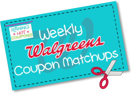 wags Walgreens Coupon Matchups 7/13 7/19