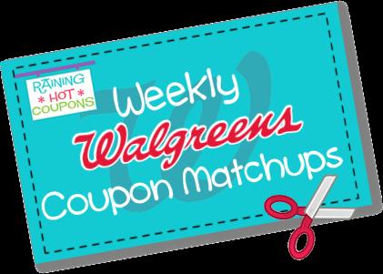 wags Walgreens Matchups 1/27 2/2