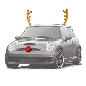 411Ammu3HsL. SL500 AA300  Reindeer Antlers For Vehicles Only $5.99 (Reg. $15)