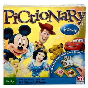 61ON1q7jXEL. SL500 AA300  Disney Pictionary Game Only $12.99 (Reg. $27)