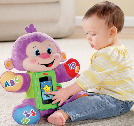 Fisher price monkey *HOT* Fisher Price Laugh and Learn Apptivity Monkey Only $13.99 Shipped (Reg. $29.99!)