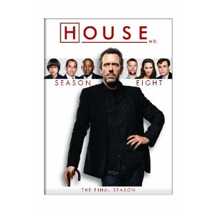 House Season 8 on DVD