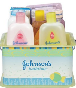 JOHNSONS Johnsons Bathtime Essentials 7 Piece Gift Set Only $11.19 Shipped! ($1.60 Per Item)