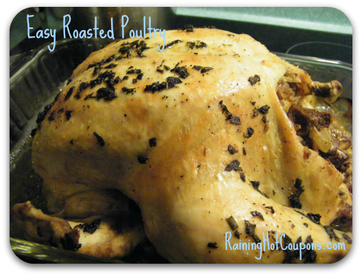 Easy Roasted Poultry Recipe