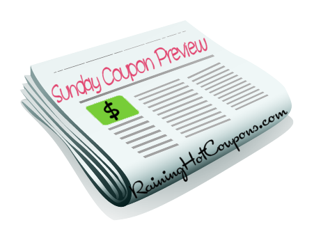Sunday Preview Sunday Coupon Preview 6/16 (2 Inserts!)