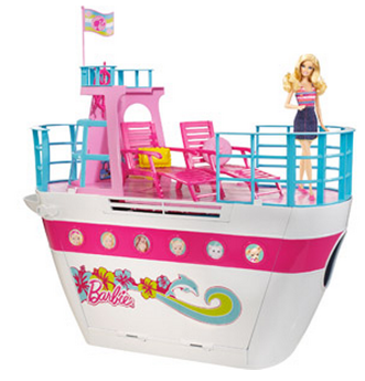 barbie cruise Amazon: Barbie Sisters Cruise Ship Only $46.49 (Reg. $89.99!) + FREE shipping