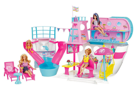 barbie1 Amazon: Barbie Sisters Cruise Ship Only $46.49 (Reg. $89.99!) + FREE shipping