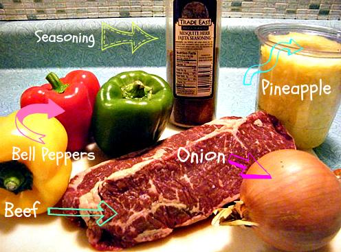beef fajitas 2 Beef Fajitas Recipe