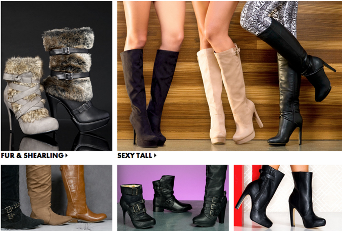 boots *HOT* Cute Boots OR Shoes Only $10.00 + FREE Shipping (100s to Choose From!!)
