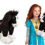 *HOT* Large Disney Brave Angus Plush Horse Only $15.98 Shipped (Reg. $44.99!)