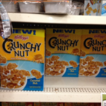 Dollar Tree: Crunchy Nut Cereal only $0.30!