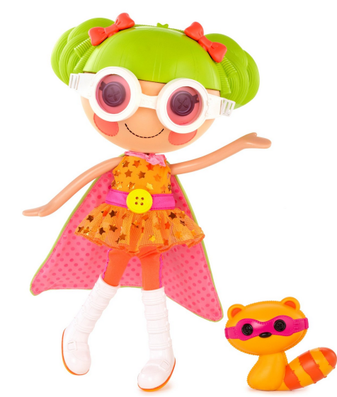 dyna might lalaloopsy *HOT* Amazon: Lalaloopsy Doll   Dyna Might Only $12.17 Shipped (Reg. $24.99)!