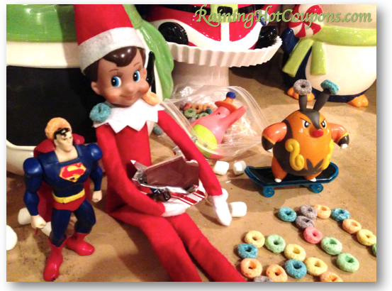 elf on the shelf1 Elf on the Shelf: Elfys Activity Tonight (Plus Buy Your Own and Start a Christmas Tradition!)