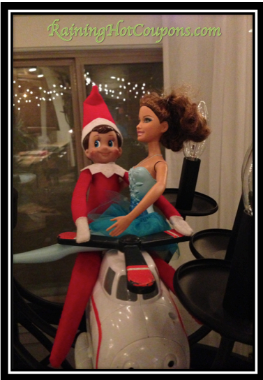 elf on the shelf2 Elf on the Shelf Ideas with Pictures (Over 50 Creative and Easy Ideas!)