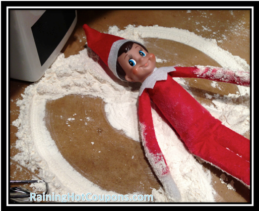 elf on the shelf3 Elf on the Shelf: Elfys Activity Tonight (Plus Buy Your Own and Start a Christmas Tradition!)