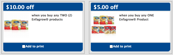 photograph about Enfamil Printable Coupons $10 known as Sizzling* $5/1 and $10/2 Enrow Discount codes \u003d Top quality Newborn Organized