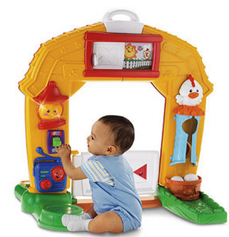 fisher price1 Fisher Price Laugh & Learn Learning Farm Only $39.97 (reg. $79.98!) + FREE Shipping