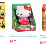 Walmart Clearance Sales = Hot Cocoa Mug Sets Only $3.43 Shipped and Lots More Gift Sets! (Hello Kitty, Spongebob)