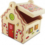 Lowe's: FREE Gingerbread House!