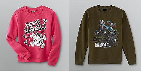 girls sweaters on kmart