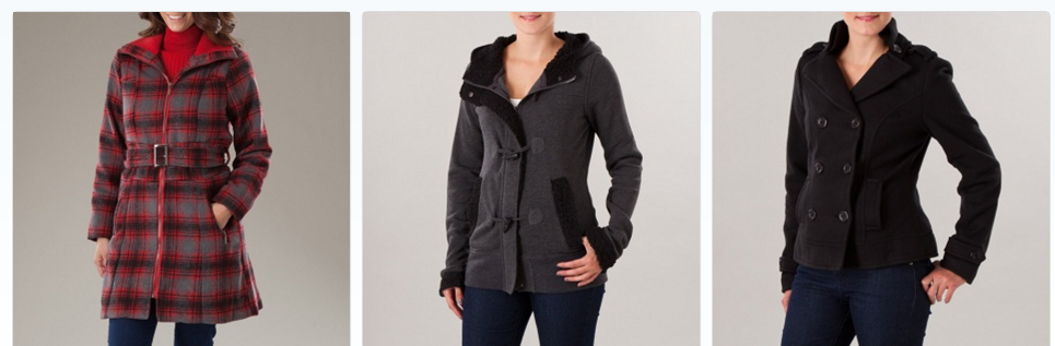 jackets *HOT* Womens Jackets and Coats HUGE Blowout = Only $6 Each Shipped (Reg $48.00!)