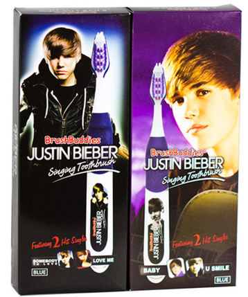 Image result for justin bieber toothbrush singing