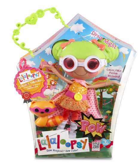 lalaloopsy5 *HOT* Amazon: Lalaloopsy Doll   Dyna Might Only $12.17 Shipped (Reg. $24.99)!