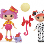 Amazon: 2 pack of Mini Lalaloopsy Fun House Peanut and Ember Only $9.04 Shipped!
