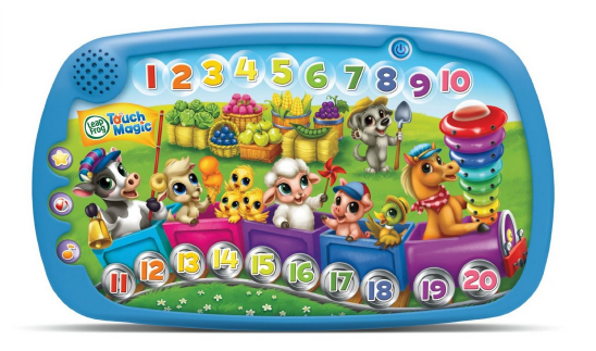 leapfrog counting train LeapFrog Touch Magic Counting Train Only $7.19 Shipped (Reg. $21.99)!