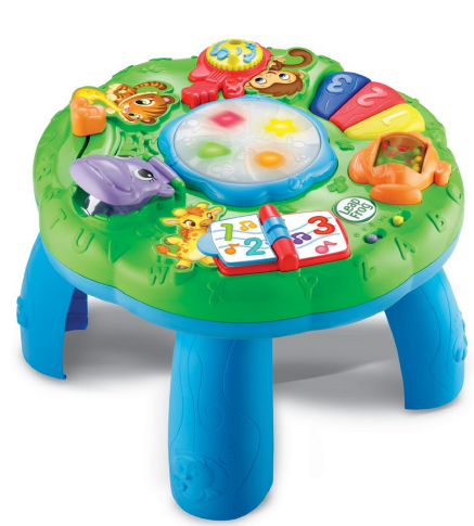 leapfrog table LeapFrog Animal Adventure Learning Table Only $23.94 Shipped (Reg. $44.99!) Lowest Price!