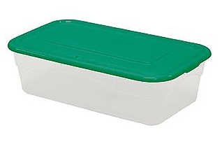 lid box at kmart Kmart: 5qt Storage Lid Boxes only $0.89!