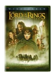 lord of the rings Amazon: Lords of Rings: Fellowship of the Ring DVD only $3.99!