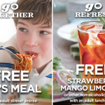 FREE Drink and Kids Meal Olive Garden Coupons!