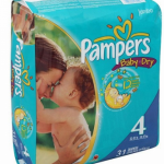 *HOT* CVS: Pampers Diapers Jumbo Packs Only $3.99 with New Coupon (Reg. $10!)