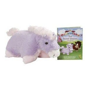 pillowpets3 Amazon: My Pillow Pets Book Engardia and Lavender Unicorn Pillow Pet only $8.98 (Reg. $32.99)