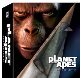 Planet of the Apes Blu Ray