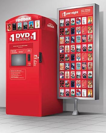 redbox machine