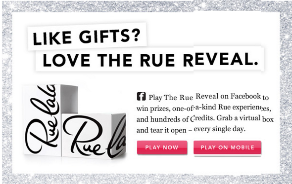 Ruelala coupon code