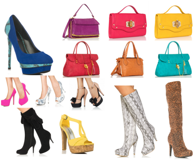 Designer Handbags, Boots OR High Heel/Flat Shoes Only $10 ...