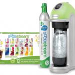 SodaStream Green SodaStrem Fountain Jet Seltzer Starter Kit Only $70 Shipped (Reg. $130.00!)