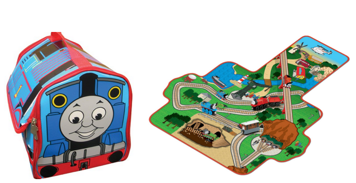 Amazon Thomas And Friends Wooden Railway Carry Case