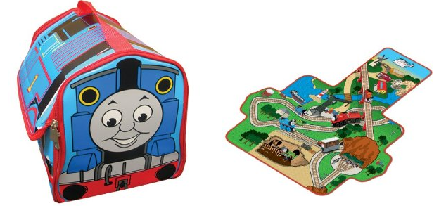 Thomas And Friends Wooden Railway Carry Case Playmat Only