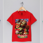 Teenage Mutant Ninja Turtle Boys Shirts Only $7.99!