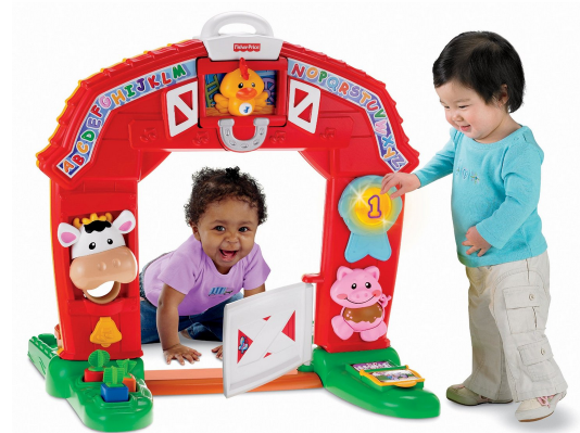 toy Fisher Price Laugh & Learn Learning Farm Only $39.97 (reg. $79.98!) + FREE Shipping