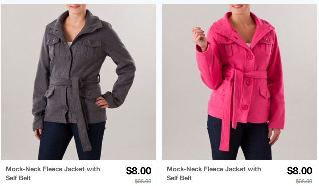 womens jackets *HOT* Womens Jackets and Coats HUGE Blowout = Only $6 Each Shipped (Reg $48.00!)