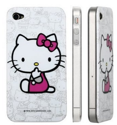 Hello Kitty iphone case *HOT* Amazon: Hello Kitty Apple iPhone 4 Case Only $1.02 + FREE Shipping!
