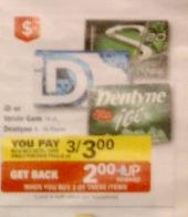 ID gum at rite aid