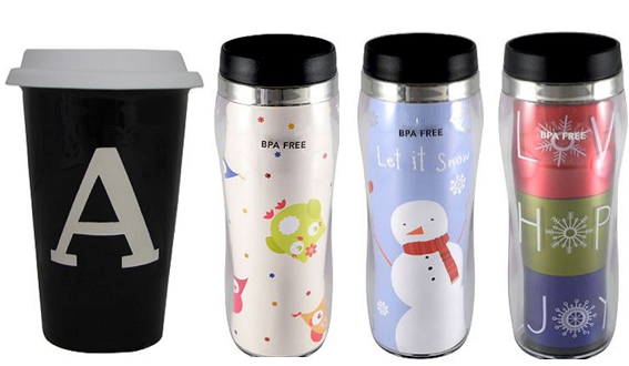 MUGS *HOT* Thermal and Travel Mugs BPA Free Only $2.25 + FREE Shipping (Reg. $13.99!)