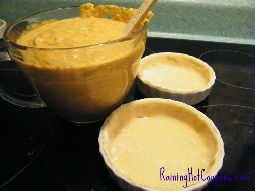 Pie Filling Pumpkin Pie from Scratch Recipe