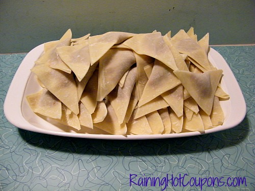 Pile O Potstickers Tasty Potstickers Recipe ~ Perfect for Super Bowl Parties!